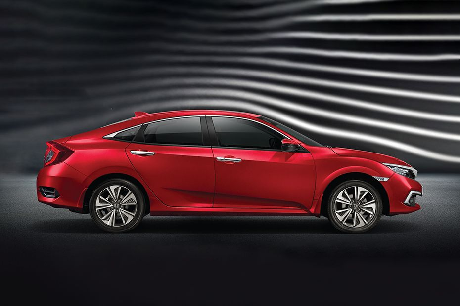 Side view Image of Civic