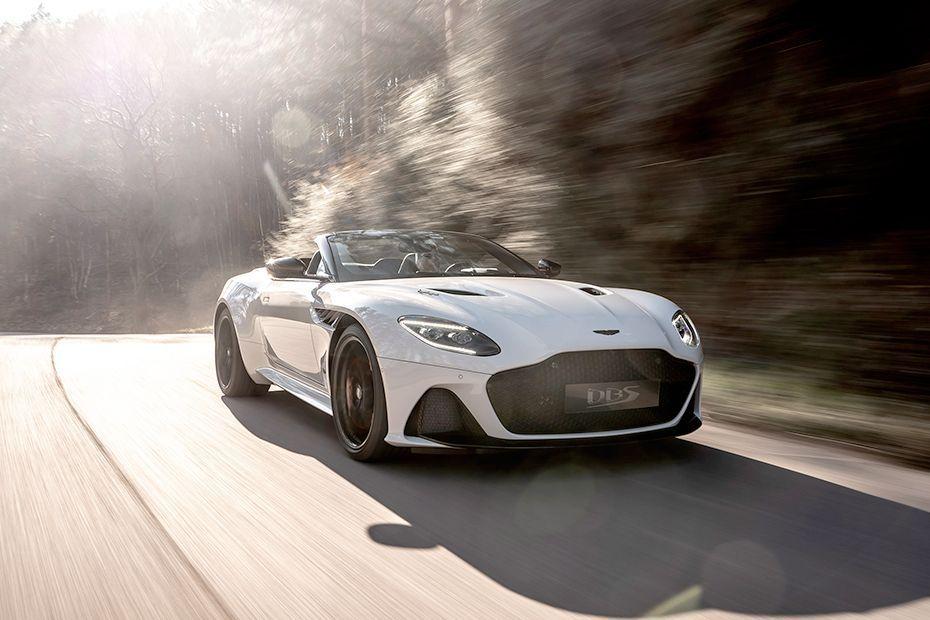 Photo of Aston Martin DBS Superleggera