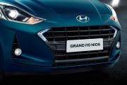 Bumper Image of Grand i10 Nios