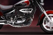 Used Hyosung Aquila 250 bike in Pune