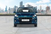 Front Image of Grand i10 Nios