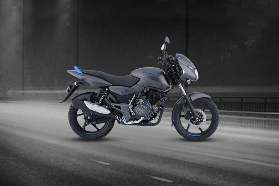 Right Side View of Pulsar 125