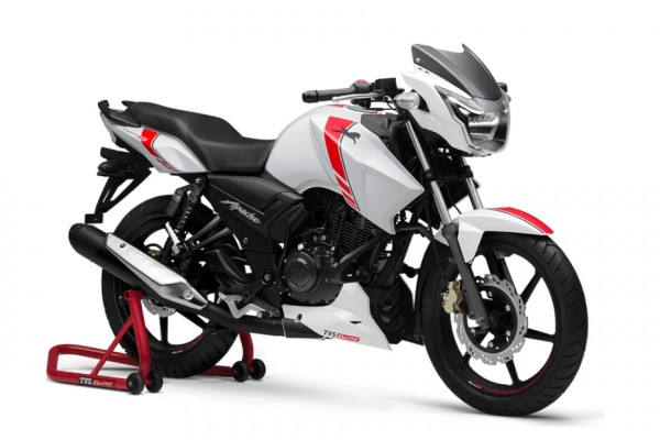 Photo of BS6 TVS Apache RTR 160