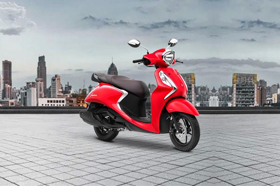 Photo of Yamaha Fascino 125