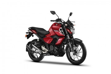 Photo of Yamaha FZS-FI V3 Dark Night