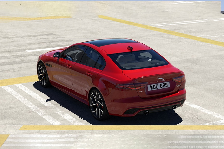 Photo of Jaguar XE