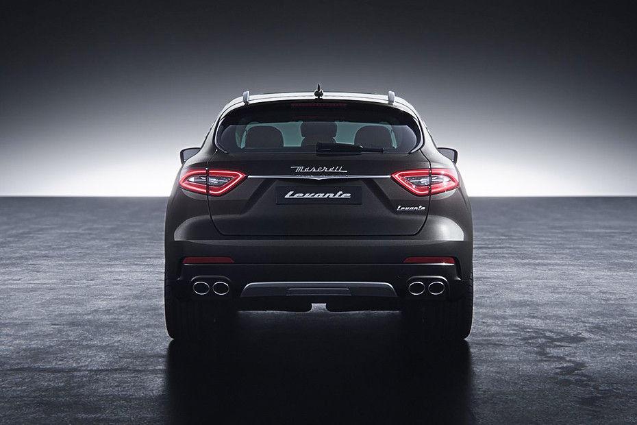 Photo of Maserati Levante