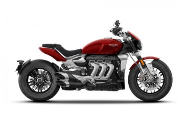Photo of Triumph Rocket 3 R STD