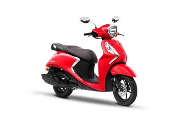 Photo of Yamaha Fascino 125