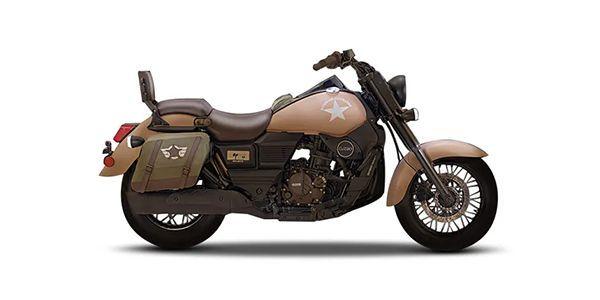 Photo of UM Motorcycles Renegade Commando Mojave
