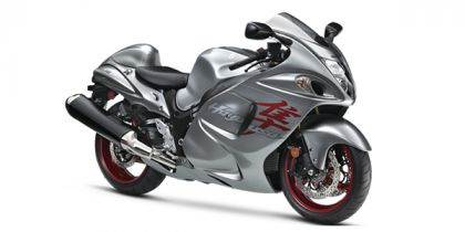 Photo of Suzuki Hayabusa GSX1300R