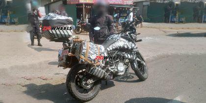 Photo of KTM 390 Adventure