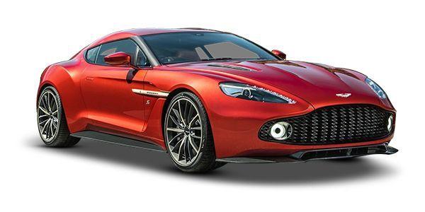 Photo of Aston Martin Zagato
