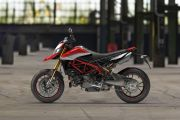 Left Side View of Hypermotard 950
