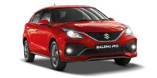 Photo of Maruti Baleno RS Petrol