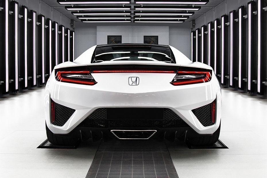 Photo of Honda NSX
