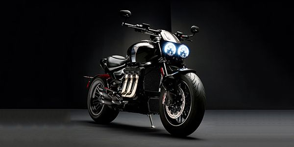 Photo of Triumph Rocket 3