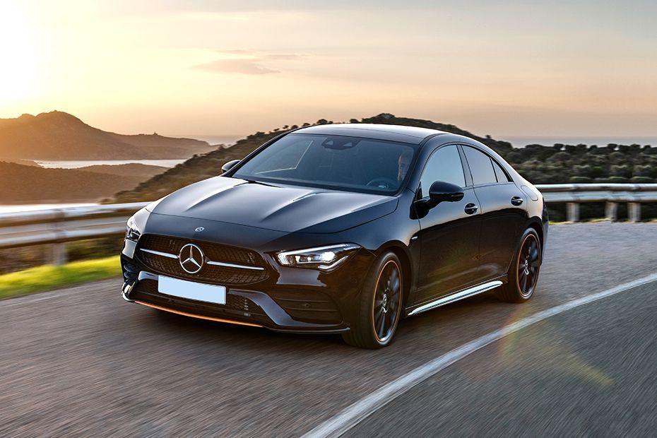 Photo of Mercedes-Benz CLA 2020