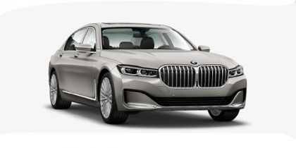 Photo of BMW 7 Series 730Ld DPE