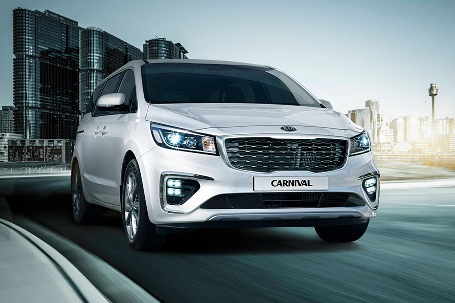 Photo of Kia Carnival