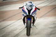 Front View of S 1000 RR