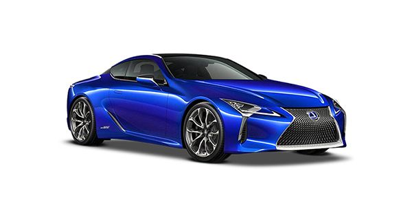Photo of Lexus LC 500h