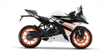 Photo of KTM RC 125 ABS