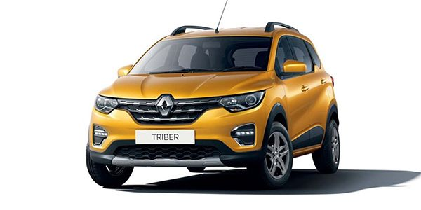 Renault Triber Price in India (Launched at Rs  4 95 Lakh