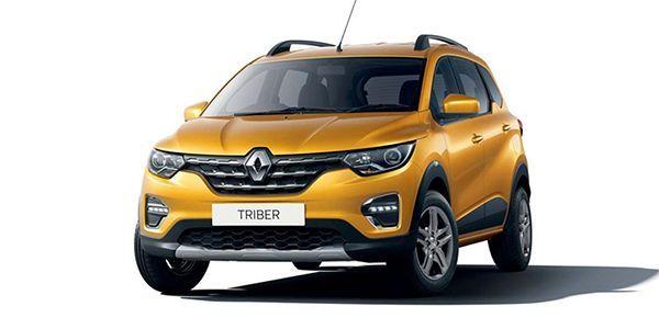 Renault Triber Hatchback or MPV