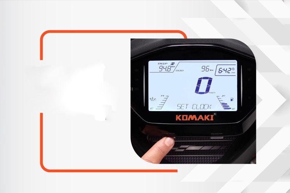 Photo of Komaki X2 Vouge