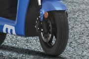 Front Tyre View of iFlow