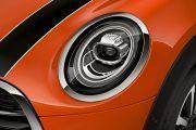 Headlamp Image of Cooper 3 DOOR