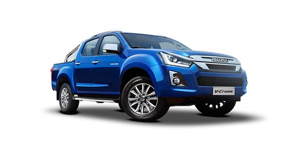 ISUZU D-Max V-Cross Price, Images, Mileage, Colours, Review