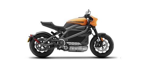 Photo of Harley-Davidson LiveWire