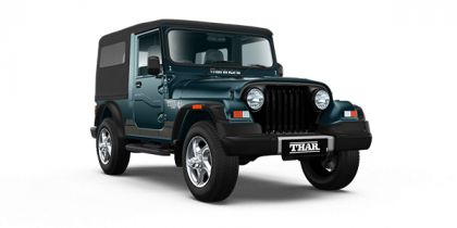 Photo of Mahindra Thar DI 2WD