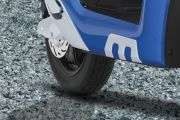 Rear Tyre View of iFlow