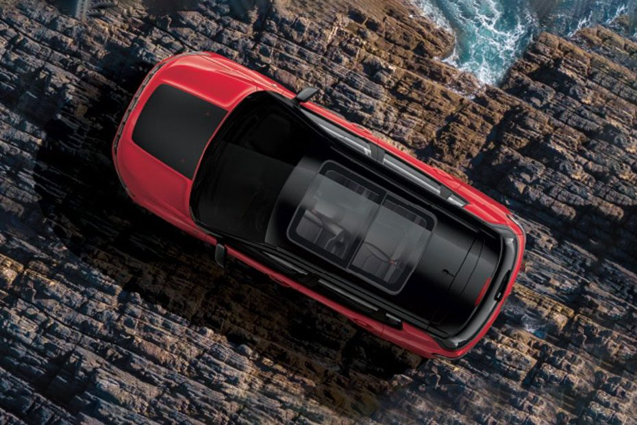Photo of Jeep Compass Trailhawk