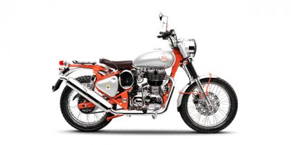 Photo of Royal Enfield Bullet Trials 350