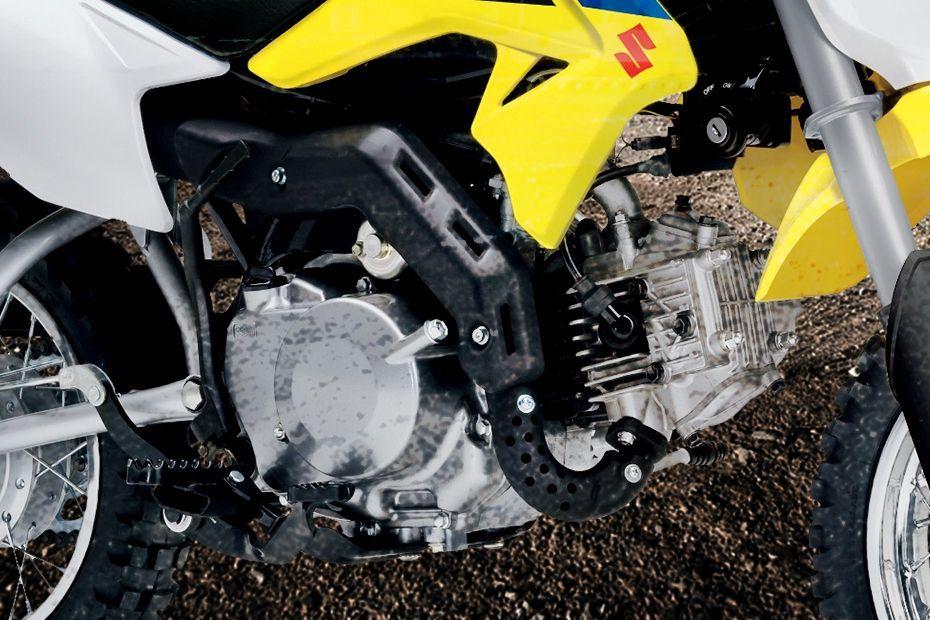 Photo of Suzuki DR-Z50