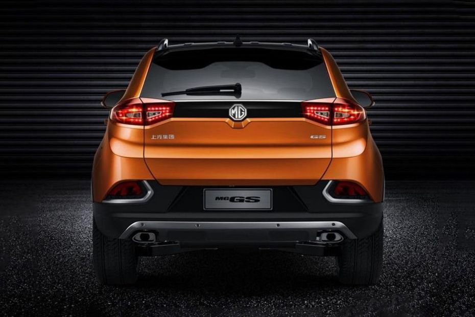 Photo of MG GS