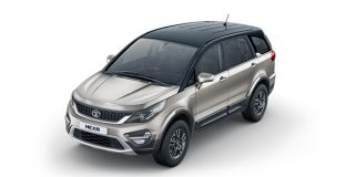 Photo of Tata Hexa XE