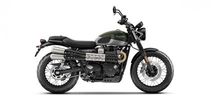 Photo of Triumph Street Scrambler