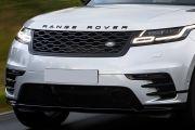 Bumper Image of Range Rover Velar