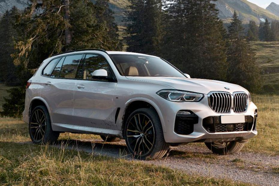Front 1/4 left Image of X5