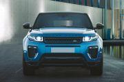 Front Image of Range Rover Evoque