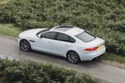 Rear 3/4 left Image of XF