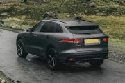 Rear 3/4 left Image of F-PACE