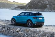 Side view Image of Range Rover Evoque