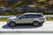 Side view Image of Range Rover Velar