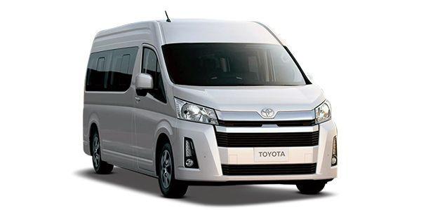 Photo of Toyota HiAce